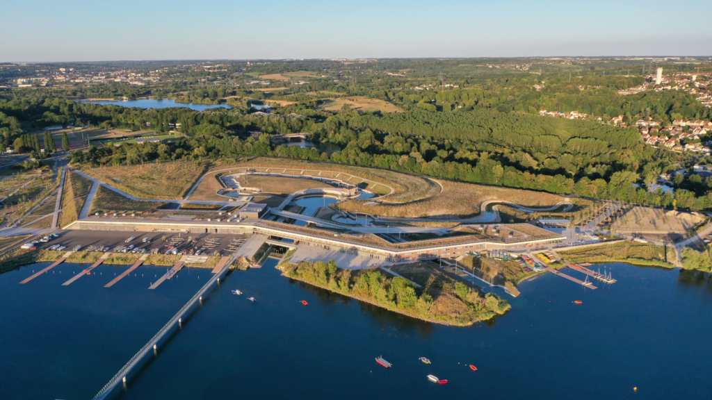 Stade nautique olympique de Vaires-sur-Marne